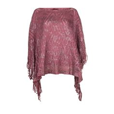 On Top dames poncho