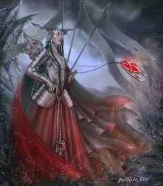 Digital Illustrations by Lubov