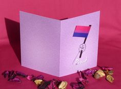 PROUD TO SUPPORT! A gay support greeting card, an interactive fun card, for gay, lesbian, transgender, bi, LGBTQ. Comes with a little pride flag attached to the hand, which can actually be pulled out to be used individually! It is made to empower, strengthen and encourage someone you care about. Fill it with your warm words to let the one who gets it feel supported, loved and thus proud (include messages like: Be yourself, be different, there's nothing wrong in who you are)