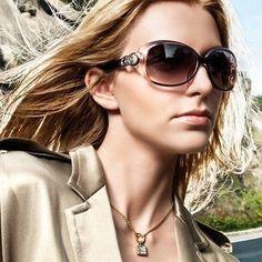 Moda gafas de Sol Polarizadas de Las Mujeres Polaroid polarizado lentes de gafas mujeres diseñador de la marca Clásica de La Vendimia de Conducción gafas de Sol