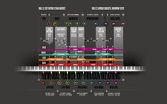 Infographic | Audio Spectrum | What is Where