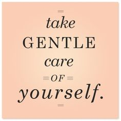 Take care of yourself too | kiwilibrarian.