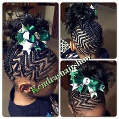 curly african american bridesmaid hairstyles - Google Search