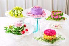 ケーキみたいなサラダ「ベジデコサラダ」のカフェ 4月5日名古屋栄にオープン! - ねとらぼ