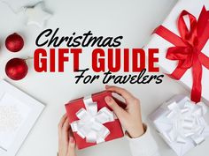 Christmas Gifts for travellers (Him & Her)