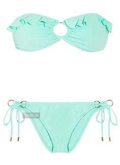 Melissa Odabash Greece bandeau bikini Oh my love this!