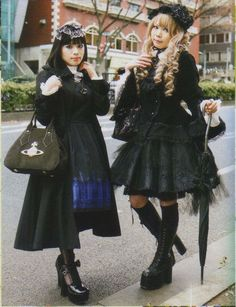 F Yeah! Old School Lolita