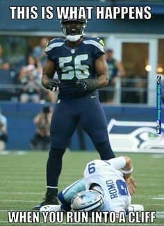 😂 so true Seahawks Memes, Seahawks Football, Nfl Football Teams, Football Memes, Seattle Seahawks, Nfl Seattle, Football Stuff, Funny Sports Memes, Nfl Memes