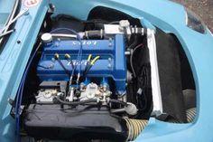 Lotus Elan 26R twin cam engine
