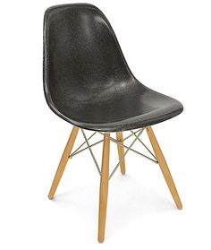 Now where to put you in the new home?  Fiberglass Shell Chair Dowel from Modernica