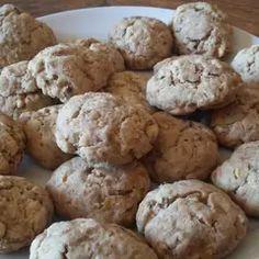 Μπισκότα Μήλου soft χωρίς ζάχαρη!!! συνταγή από τον/την ευα - Cookpad Cookies, Desserts, Recipes, Food, Crack Crackers, Tailgate Desserts, Deserts, Biscuits, Essen
