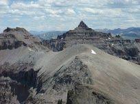Teakettle Mountain from Sneffels