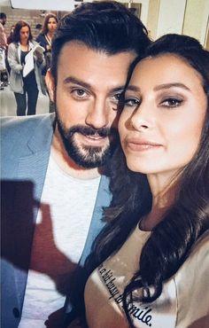 Embedded image Elcin Sangu, Oval Nails, Best Series, Turkish Actors, Barista, Beautiful Actresses, Favorite Tv Shows, Romance, Film