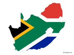 Flag Map of South Africa South Africa Map, South Afrika, Africa Flag, Africa Outline, Map Outline, South African Flag, South African Air Force, Africa Symbol, Africa Drawing