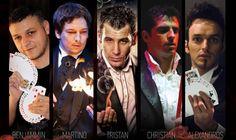 «Βραδιές Μαγείας»    Κερδίστε δύο διπλές προσκλήσεις για τις «Βραδιές Μαγείας» την Πέμπτη 28/3 με τους κορυφαίους μάγους Tristan, Martino, Christian, Benjamin και Alexandros!    Για να μπείτε στο διαγωνισμό πατήστε εδώ:  http://www.pyg.gr/events.php?catid=7=3117=1