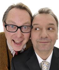 Vic Reeves - Bob Mortimer
