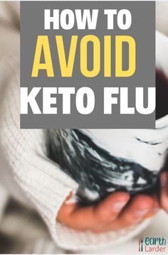 How to avoid the keto flu in week 1 of beginning the keto diet. Try these tips if you are worried about catching the keto flu! What is the keto flu and how to try to avoid it! Keto Flu Symptoms, Ketogenic Diet For Beginners, No Worries, Lose Weight, Education, Tips, Learning, Teaching, Counseling