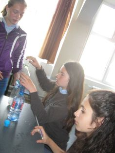 More water needed for global experiments 2 at Scoala Gimnaziala 4 Fratii Popeea, Romania