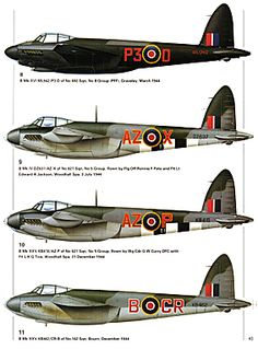 Mosquito Aviation Theme, Aviation Art, Air Force Aircraft, Ww2 Aircraft, Plane Drawing, Aircraft Images, De Havilland Mosquito, Camouflage Colors, Aircraft Painting