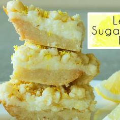 These easy lemon bars have a sweet sugar cookie crust topped with a tangy lemon cheesecake filling and then topped with more sugar cookie crumble. The perfect balance of sweet and tangy. This post was first published on August 30, 2016 – the recipe is the same but we have slightly updated photos AND added...Read More »