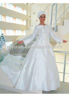 vestidos de novia arabes 2012