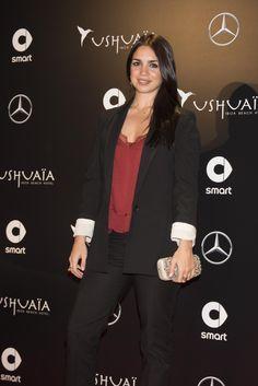 Elena Furiase en el evento de presentación Smart Ushuaïa Limited Edition 2016
