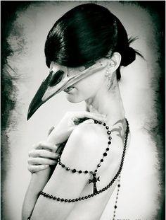 macabre; beauty; fashion; woman; dark; fantasy; goth