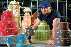 Ace of Cakes - They are Amazing - wish i could design and make cakes like these