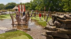 celtic manor resort Newport, UK - activities for kids