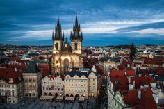 21 歲第一次獨自旅行-重遊捷克布拉格