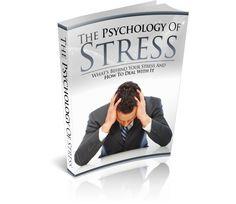 The+Psychology+of+Stress