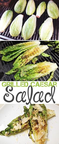 #2. Grilled Caesar Salad -- 18 Things You Didn't Know You Could Grill