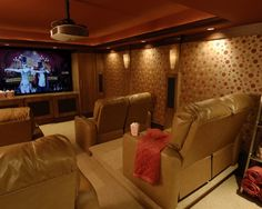 Media Room Design, Pictures, Remodel, Decor and Ideas - page 36