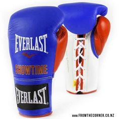 Custom-made Everlast Powerlock boxing gloves for 'Showtime' Shawn Porter. Shawn Porter, Everlast Boxing Gloves, Skipping Rope, Gym Gear, Gym Workouts, Work Outs, Gym Wear, Exercise Workouts, Studio Workouts