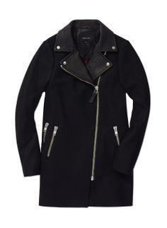 Mackage PHYLIS COAT black