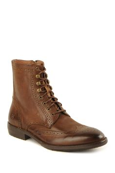 Andrew Marc Hillcrest Wingtip Boot by Andrew Marc on @nordstrom_rack