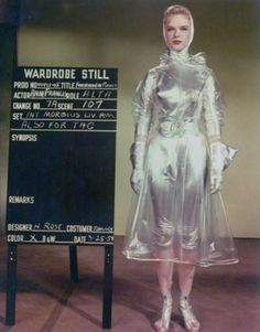 wardrobe test forbidden planet