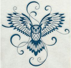 Owl tattoo More