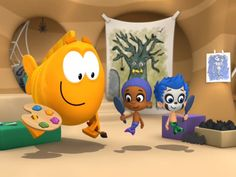 71 Best Bubble Guppies Clipart images in 2019
