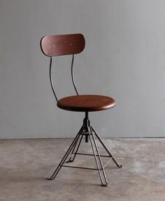 Ideas For Living Room Modern Industrial Eames Chairs Vintage Industrial Furniture, Rustic Furniture, Diy Furniture, Industrial Chair, Industrial Metal, Furniture Outlet, Furniture Stores, Discount Furniture, Kitchen Furniture