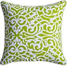 Pavilion Pillow - Green