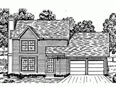 1200 sq ft Colonial House, 3 Bd 2 Story, 2 1/2 bath. Ideas for guest apartment