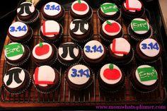 Math Cupcakes.