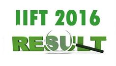 IIFT exam will be conducting the IIFT Exam 2016 on 22 November 2015.The IIFT Result 2016 will be announced in the month of December 2015 and will be available online on the official website of the Institute. http://www.entrancecorner.com/bschool/iift-result/