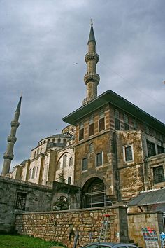Building near the Blue Mosque