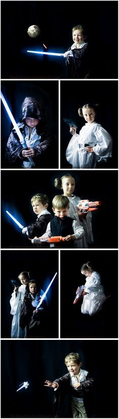 Star Wars: A simple DIY guide for a Jedi and Star Wars themed LARP or Cosplay photo shoot with costume, prop and location ideas from findingstorybookland.com