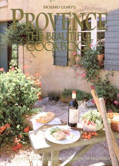 Provence: The Beautiful Cookbook: Authentic Recipes from the Regions of Provence by Richard Olney,http://www.amazon.com/dp/0002551543/ref=cm_sw_r_pi_dp_EL7Dsb1FWC99CR0M