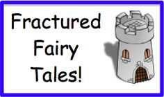 Fractured Fairy Tales...my Favorite Unit EVER!! - first in a series of blog posts on teaching fractured fairy tales...story elements, writing, drama, and more!