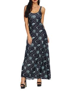 Win or Die Maxi Dress - LIMITED (AU $150AUD) by Black Milk Clothing