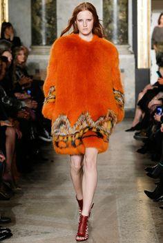 Emilio Pucci Fall 2014 Ready-to-Wear Fashion Show - Magdalena Jasek